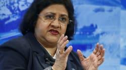 SBI Chairman Arundhati Bhattacharya Says Cash Crunch Will Improve By End Of Next