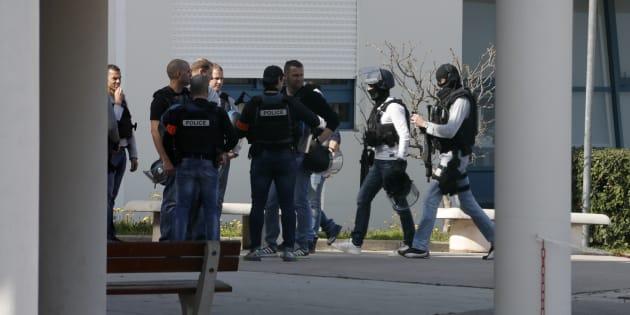 Ce que la fusillade du lycée de Grasse nous dit des dysfonctionnement de notre société. REUTERS/Eric Gaillard