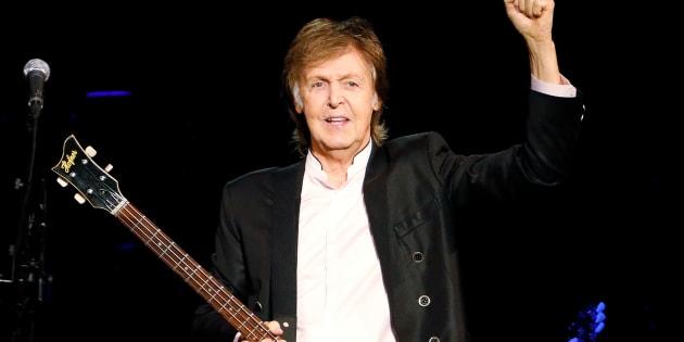 """Avec cette anecdote sur la masturbation, McCartney donne un nouveau sens à """"I get by with a little help from my friend"""""""