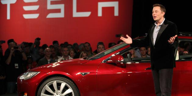 Elon Musk croit beaucoup aux voitures autonomes pour le développement de Tesla.