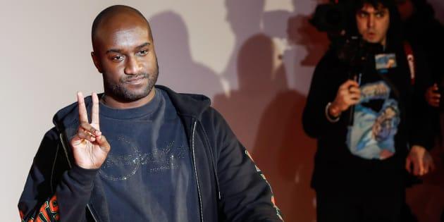 Virgil Abloh devient le directeur artistique de l'Homme Vuitton — Louis Vuitton