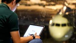 Para la industria de la aviación, prohibir laptops y tabletas es