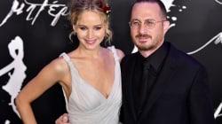Jennifer Lawrence et Darren Aronofsky, c'est