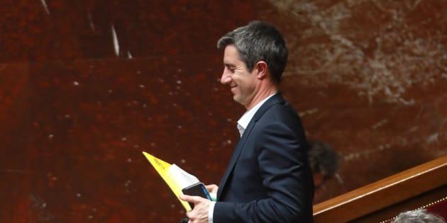 François Ruffin à l'Assemblée nationale le 19 février 2019.