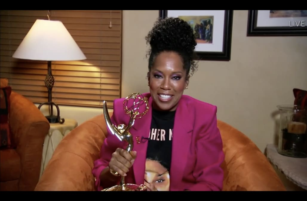 Reigna King, Uzo Aduba honor Breonna Taylor during Emmys: 'Let's go change the world'