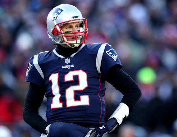 Tom Brady is the underdog for first time since 2015