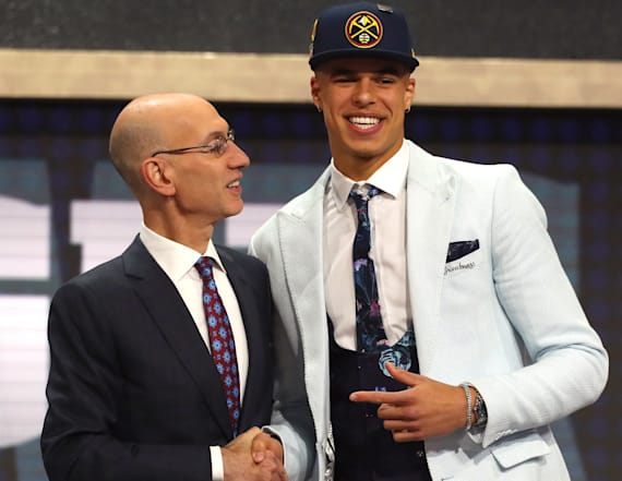 Winners and losers from the 2018 NBA draft