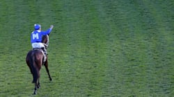 Watch Winx Win Her 20th In A Row After Looking Totally Gone At The Halfway