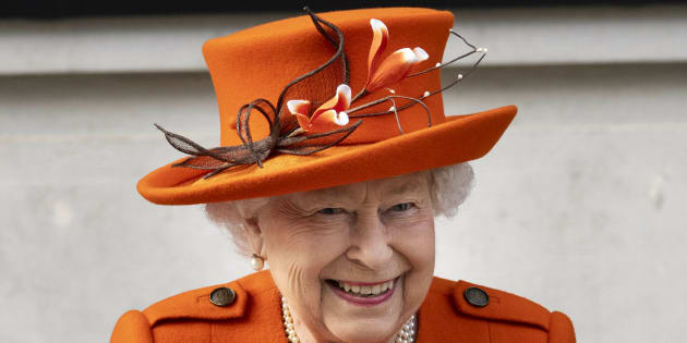 Queen Elizabeth II visits The Science Museum to announce the summer exhibition, Top Secret, and unveil a new space for supporters, to be known as the Smith Centre in London, England.