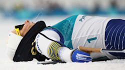 In Pictures: Olympic Figure Skating's Funniest