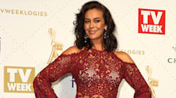 Megan Gale Announces Pregnancy In A Very Adorable
