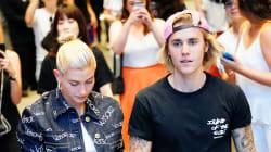 Justin Bieber s'est fiancé à Haley