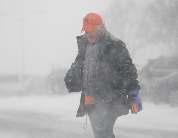 Storm to unleash severe weather, snow on parts of US