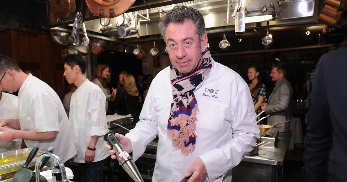 Top chef saison 9 le chef cuisinier bruno verjus for Chef cuisinier emploi