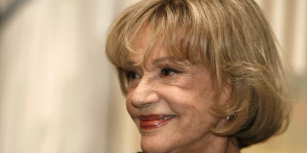 J'ai eu la chance de côtoyer Jeanne Moreau, et ce qu'elle m'a appris n'a pas de prix.