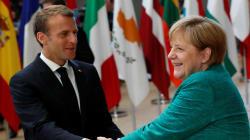 L'UE arrache un accord sur les migrants au bout de la nuit, Macron salue