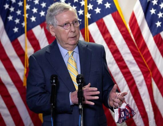 Mitch McConnell sheds light on new stimulus checks