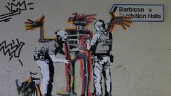 L'hommage de Banksy à