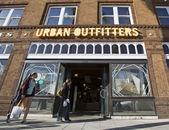 Save up to 40% off on fall looks at Urban Outfitters