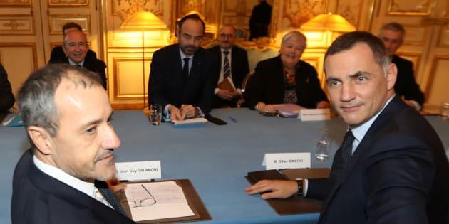 Le gouvernement toujours dans l'impasse avec la Corse.