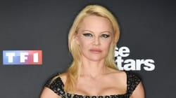 Pamela Anderson s'est blessée en s'entraînant pour
