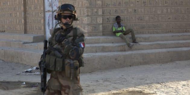 Un militaire français tué par l'explosion d'une mine au Mali