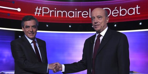 François Fillon et Alain Juppé ont attiré plus de 8,5 millions de personnes.