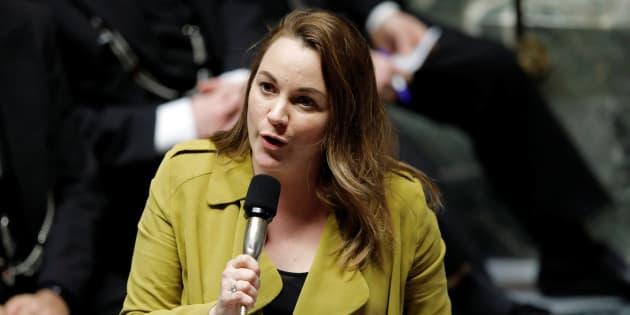 Axelle Lemaire a démissionné du gouvernement.