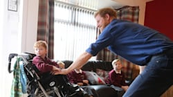 Prince Harry Proves Once Again That He's Great With