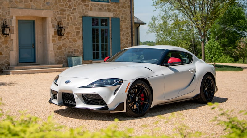 2020 Toyota Supra tuned to 420 horsepower already by U.K. company