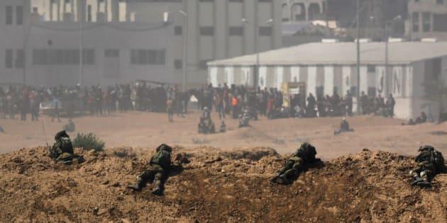 Morts à Gaza: les États-Unis jugent le Hamas responsable de la mort de dizaines de Palestiniens tués par l'armée israélienne