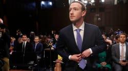 FacebookのザッカーバーグCEO、公聴会で語った4つのこと