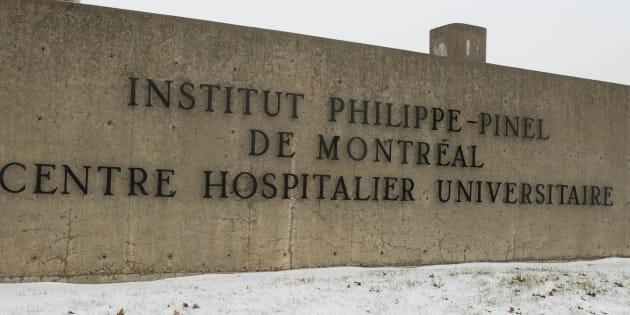 L'Institut Philippe-Pinel de Montréal.