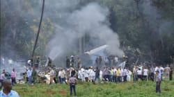 Un avion s'écrase au décollage de La Havane, 110 morts et 3 survivants dans un