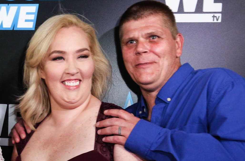Mama June' Shannon and Geno Doak's mugshots released - AOL Entertainment