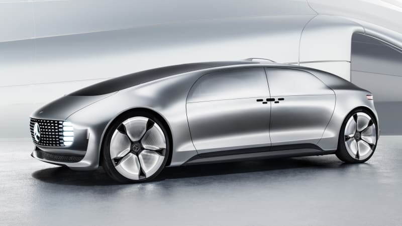 Mercedes F 015 >> Mercedes Reveals F 015 Luxury In Motion Concept At Ces W