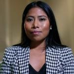 Yalitza Aparicio tiene la última palabra en el lamentable caso de Sergio