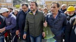 Salvini sfida i 5