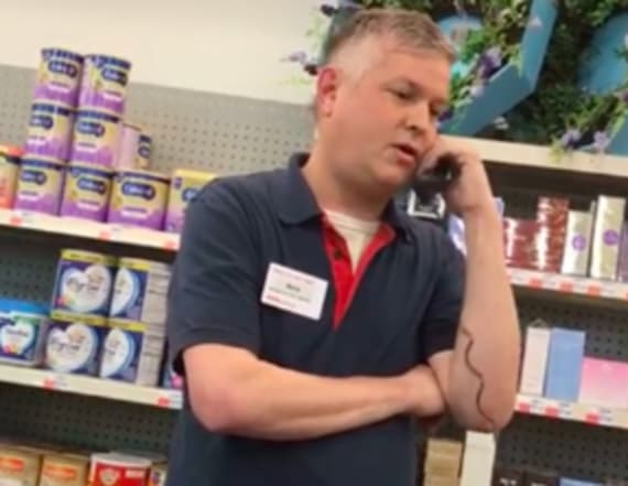CVS apologizes after police called on black customer