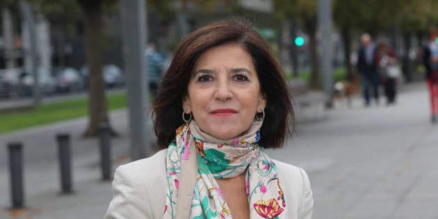 Izaskun Bilbao, candidata del PNV a las elecciones al Parlamento Europeo.