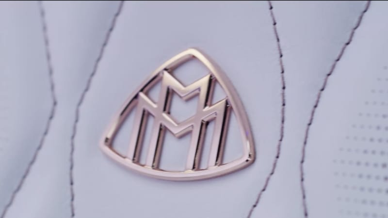 photo image New Mercedes-Maybach concept set to debut at 2018 Beijing Motor Show