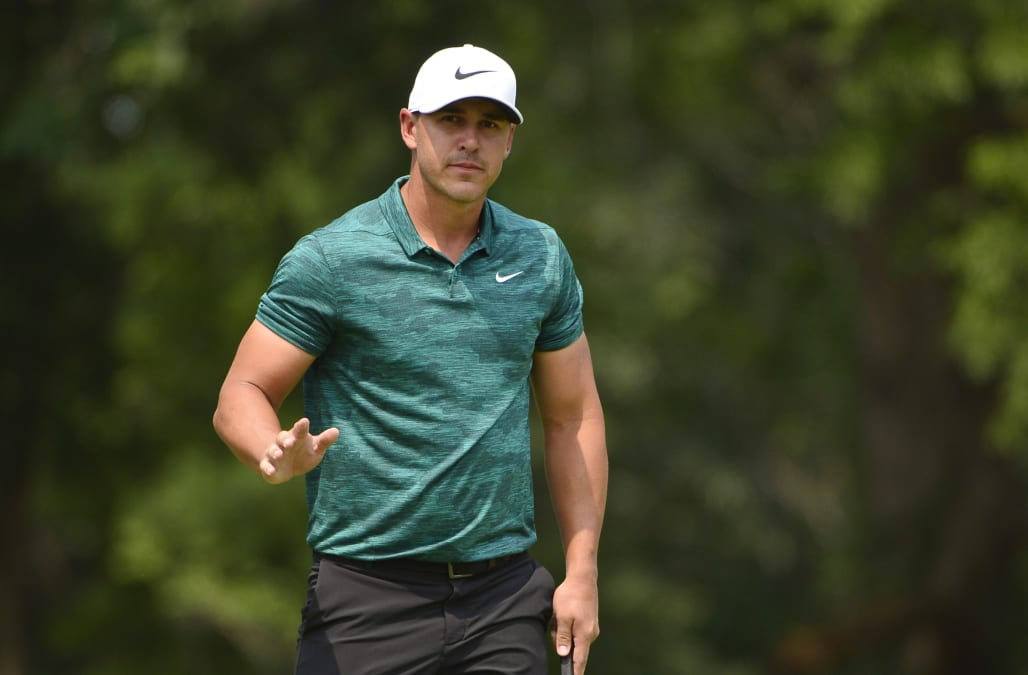Brooks Koepka wins PGA Championship by two strokes from ...