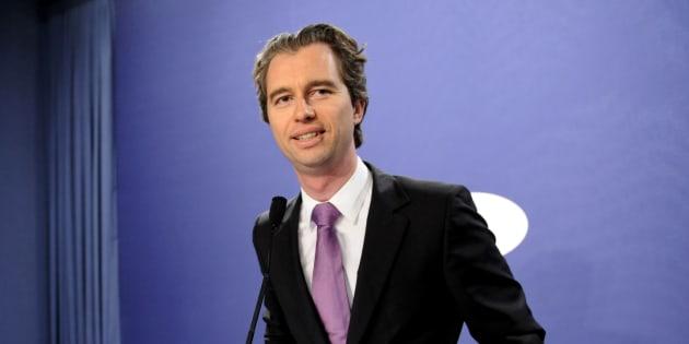 Avant Bruno Roger-Petit, David Martinon fut le dernier porte-parole de l'Elysée entre 2007 et 2008.
