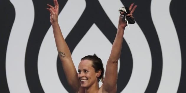 Federica Pellegrini vince la 50esima medaglia della carriera