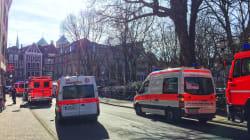 Ce que l'on sait de l'attaque à la camionnette-bélier à Münster en Allemagne, qui a fait au moins 2