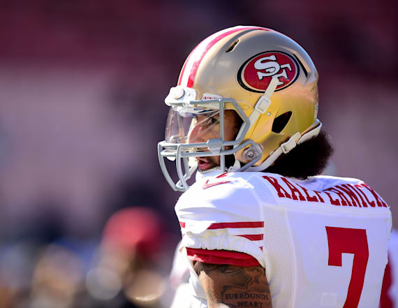 49ers audition QBs, but Kaepernick not invited