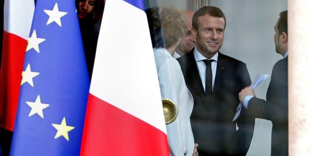 Emmanuel Macron sera-t-il à la hauteur de l'Europe qu'il nous a promis.