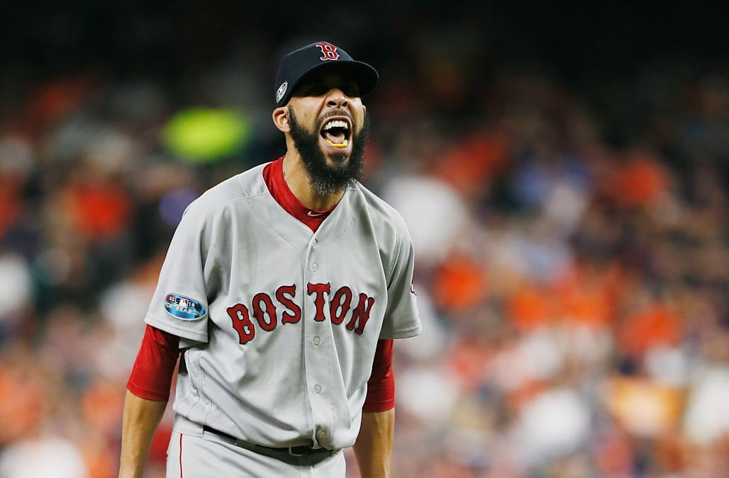 ALCS Game 5: Red Sox headed to World Series thanks to