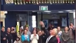 Turnbull Fails Dramatically At Shooting Hoops In