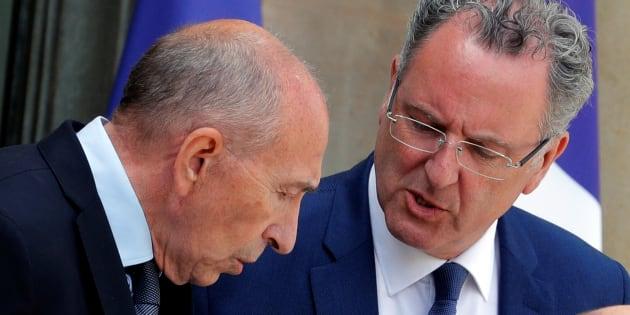 """Richard Ferrand rappelle à l'ordre les députés LREM opposés à la loi """"Asile et Immigration"""""""